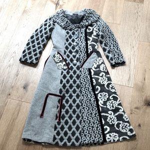 Beautiful Wool Blend Coat sz M.